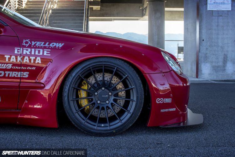 Sarto-Racing X Rocket Bunny W209 CLK240 mercedes benz tuning race racing wheel g wallpaper