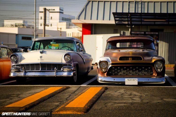 lowrider custom retro pickup g wallpaper