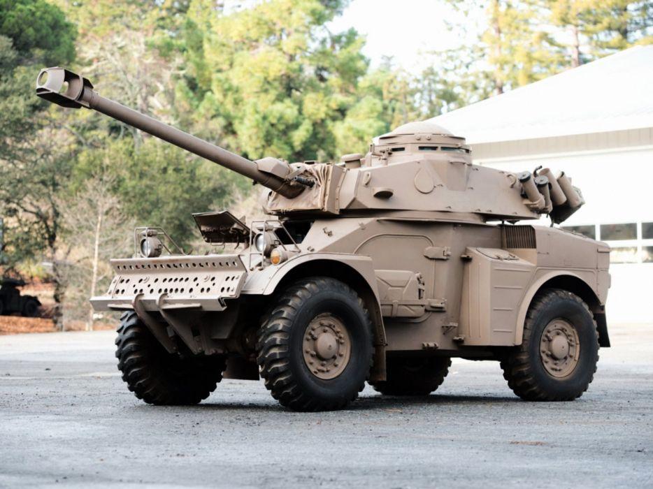 1980 Sandock Austral Eland Mk-VII military weapon gun 4x4      g wallpaper