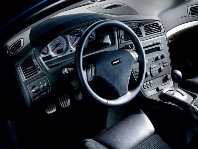 2000 Volvo PCC interior g wallpaper