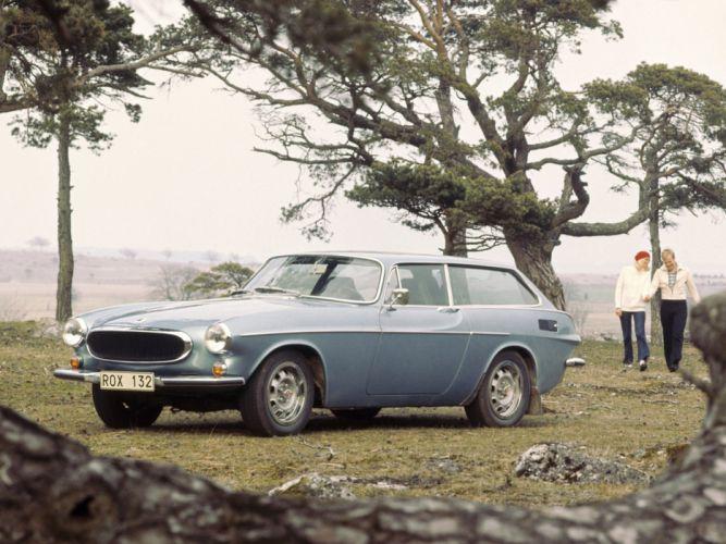 1972 Volvo 1800 ES stationwagon classic g wallpaper