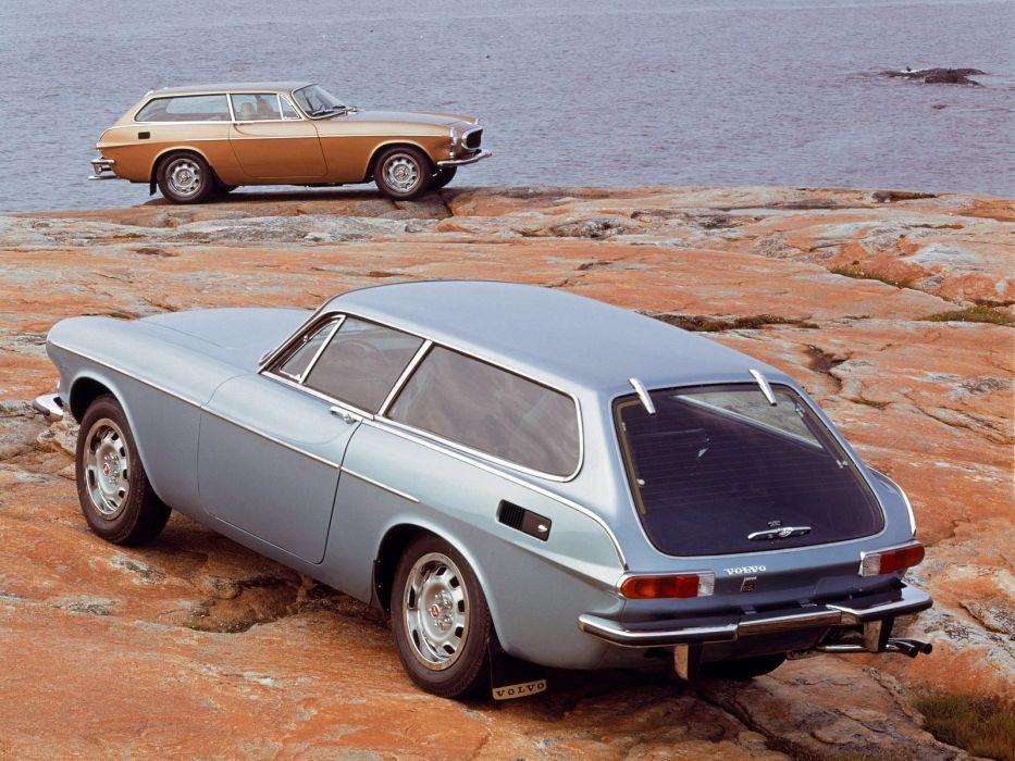 1972 Volvo 1800 ES stationwagon classic  r wallpaper