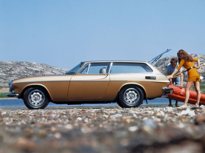 1972 Volvo 1800 ES stationwagon classic gf wallpaper