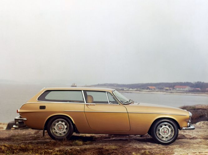 1972 Volvo 1800 ES stationwagon classic ri wallpaper