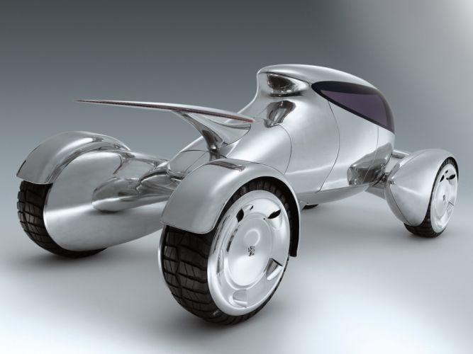 2001 Peugeot Moonster Concept electric g wallpaper