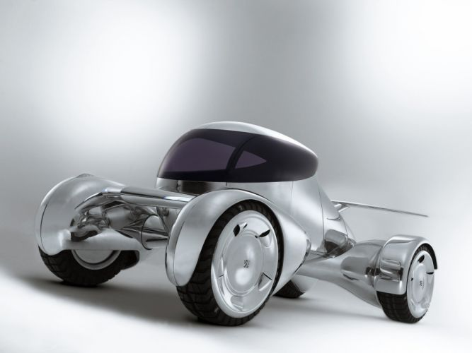 2001 Peugeot Moonster Concept electric d wallpaper