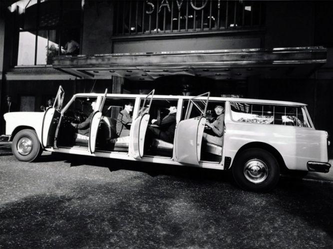 1972 Checker Aerobus 8-door StationWagon transport classic j wallpaper