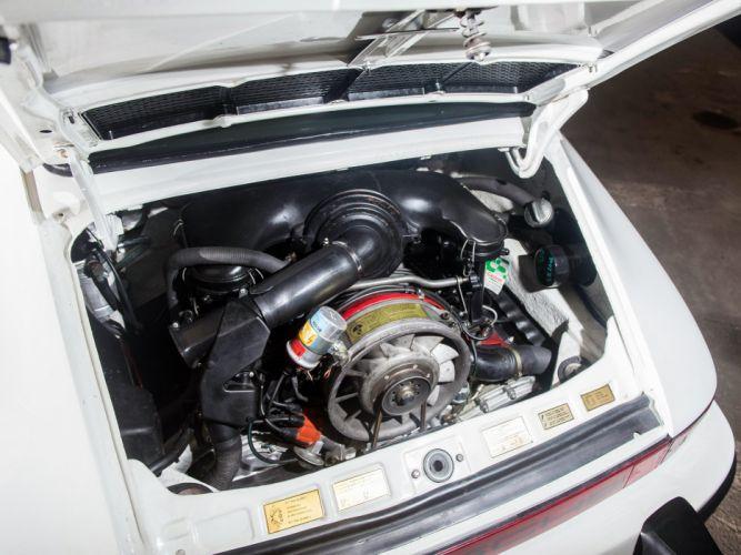 1974-75 Porsche 911 Carrera 2_7 Coupe classic engine h wallpaper