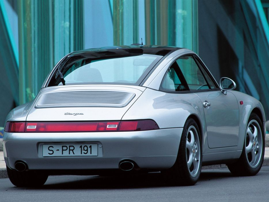 1996 Porsche 911 Targa 993       f wallpaper
