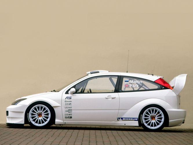 2003 Ford Focus R-S WRC race racing hd wallpaper