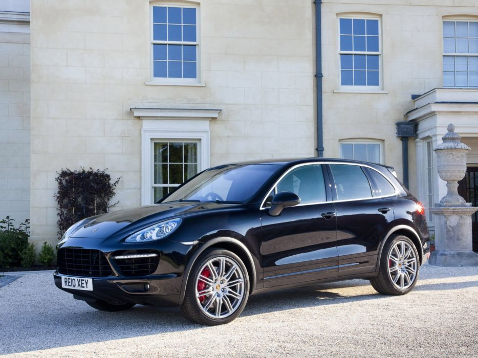 2010 Porsche Cayenne Turbo 958 uk-spec suv   g wallpaper