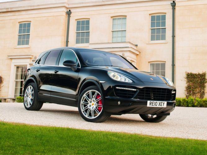 2010 Porsche Cayenne Turbo 958 uk-spec suv g wallpaper