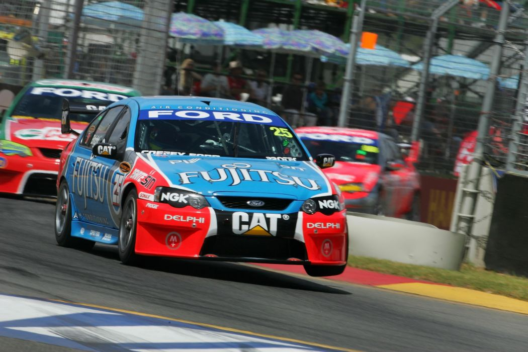 Aussie V-8 Supercars race racing ford       f wallpaper
