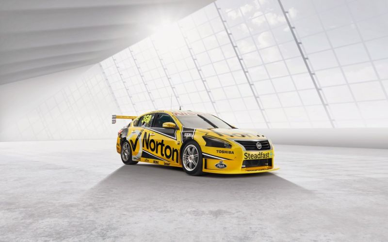 Aussie V-8 Supercars race racing nissan g wallpaper