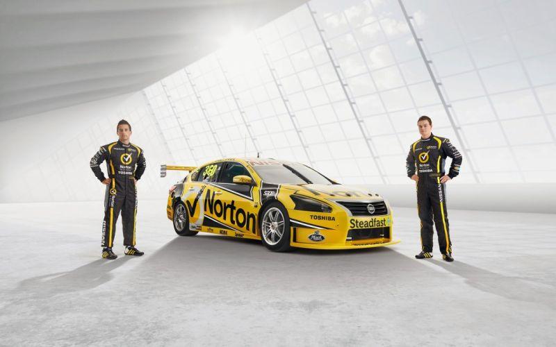 Aussie V-8 Supercars race racing nissan k wallpaper