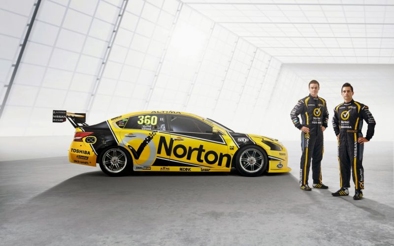 Aussie V-8 Supercars race racing nissan i wallpaper