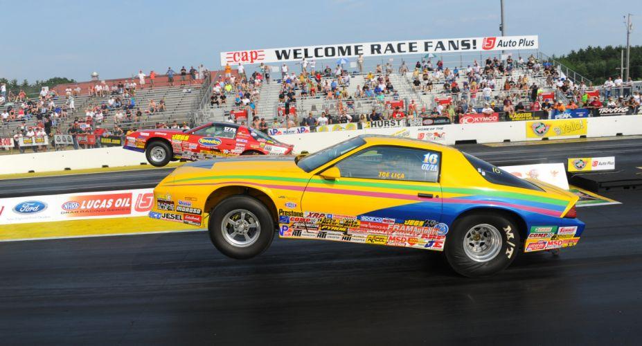 DRAG RACING race hot rod rods chevrolet camaro ff wallpaper