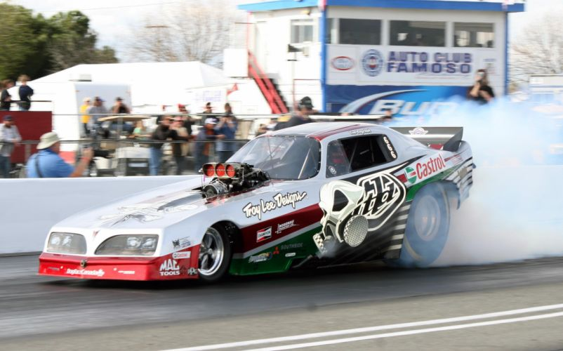 DRAG RACING race hot rod rods funnycar pontiac f wallpaper