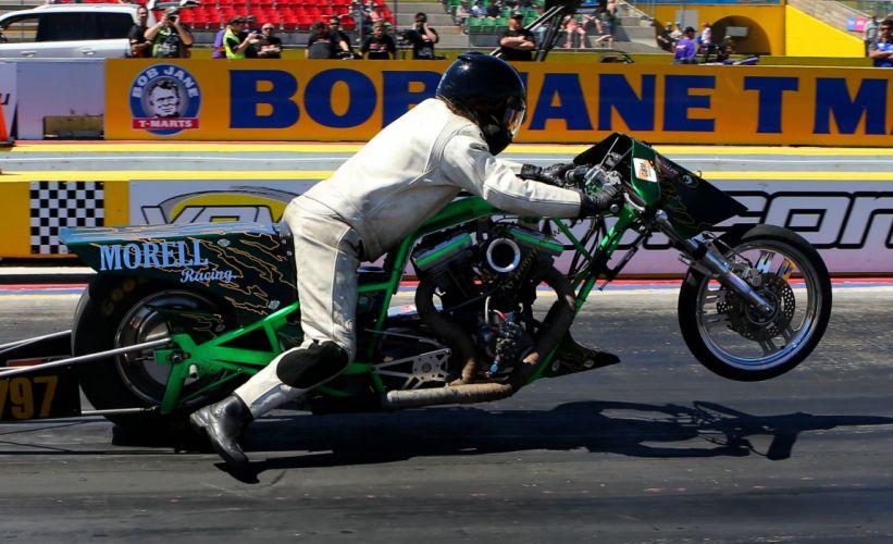 DRAG RACING race hot rod rods motorbike motorcycle bike g wallpaper