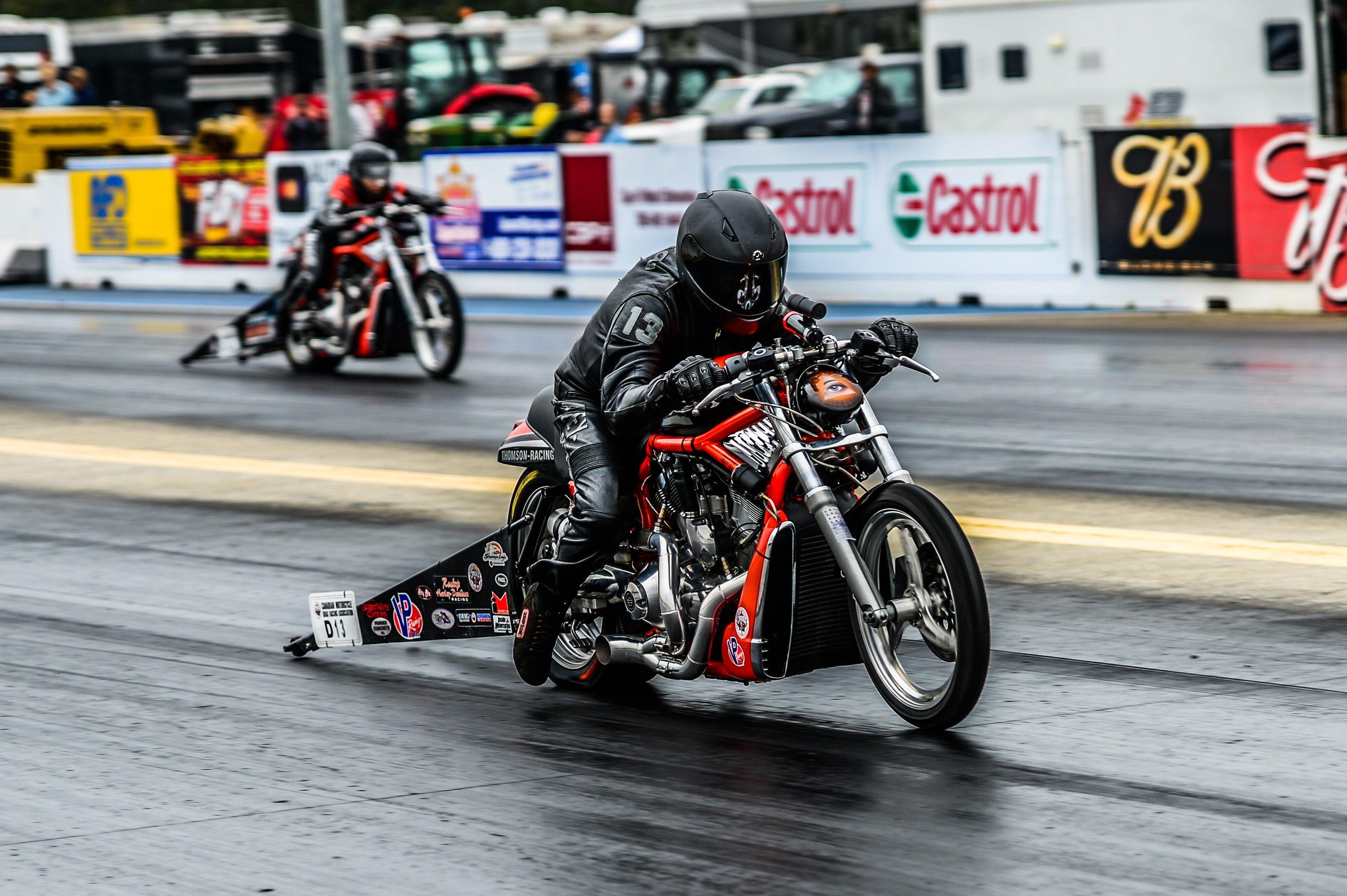 DRAG RACING Race Hot Rod Rods Motorbike Motorcycle Bike H Wallpaper