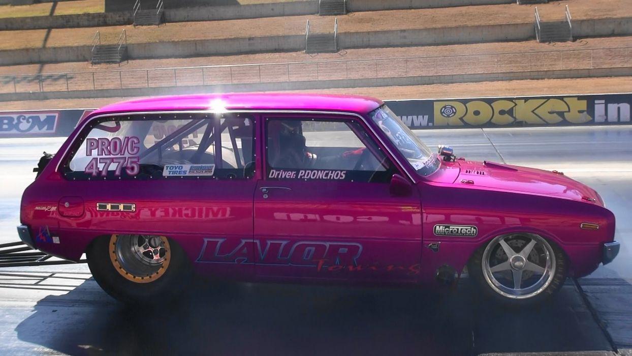DRAG RACING race hot rod rods stationwagon    g wallpaper