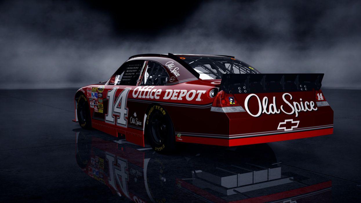NASCAR race racing chevrolet monte carlo wallpaper
