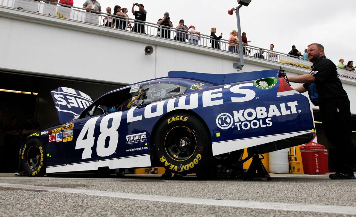 NASCAR race racing chevrolet wallpaper