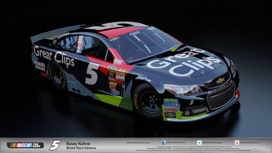 NASCAR race racingr wallpaper