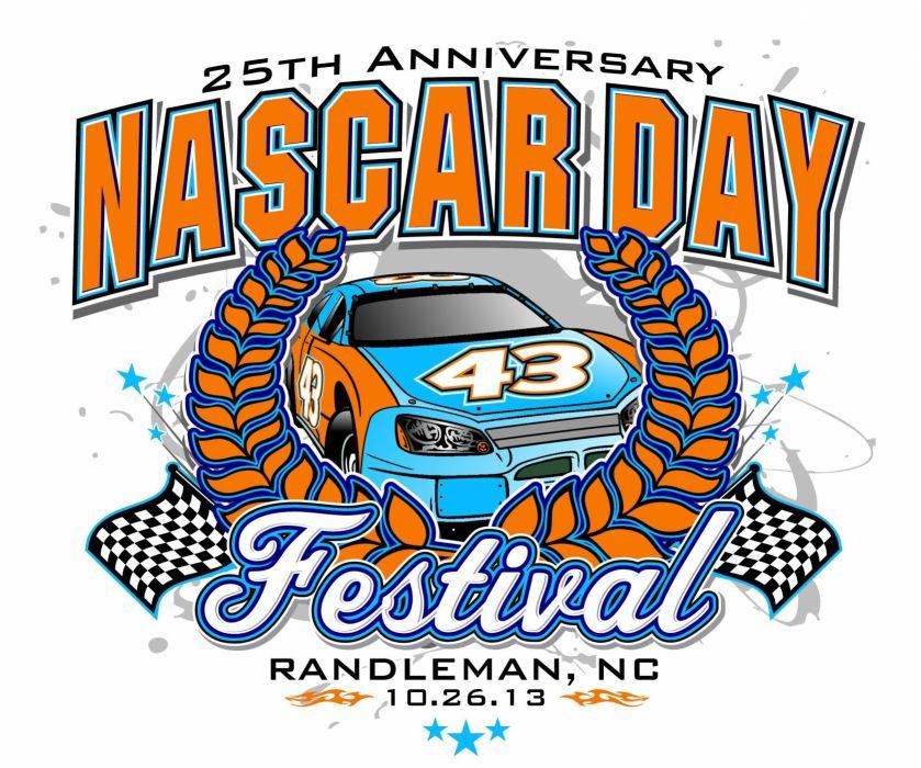 NASCAR race racing poster wallpaper