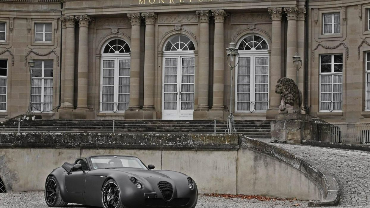 cars Wiesmann wallpaper