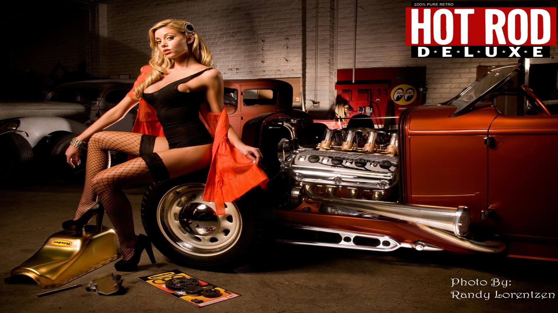 Hot Rod Deluxe Wallpaper