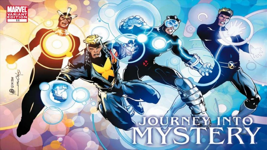 journey into mystery wallpaper