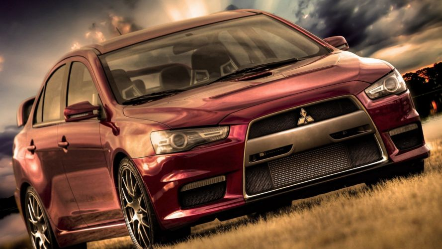 cars vehicles wheels Mitsubishi Lancer Evolution X wrc automobiles wallpaper