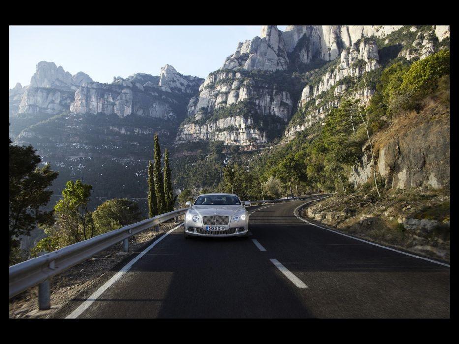 Bentley Continental Bentley Continental GT wallpaper