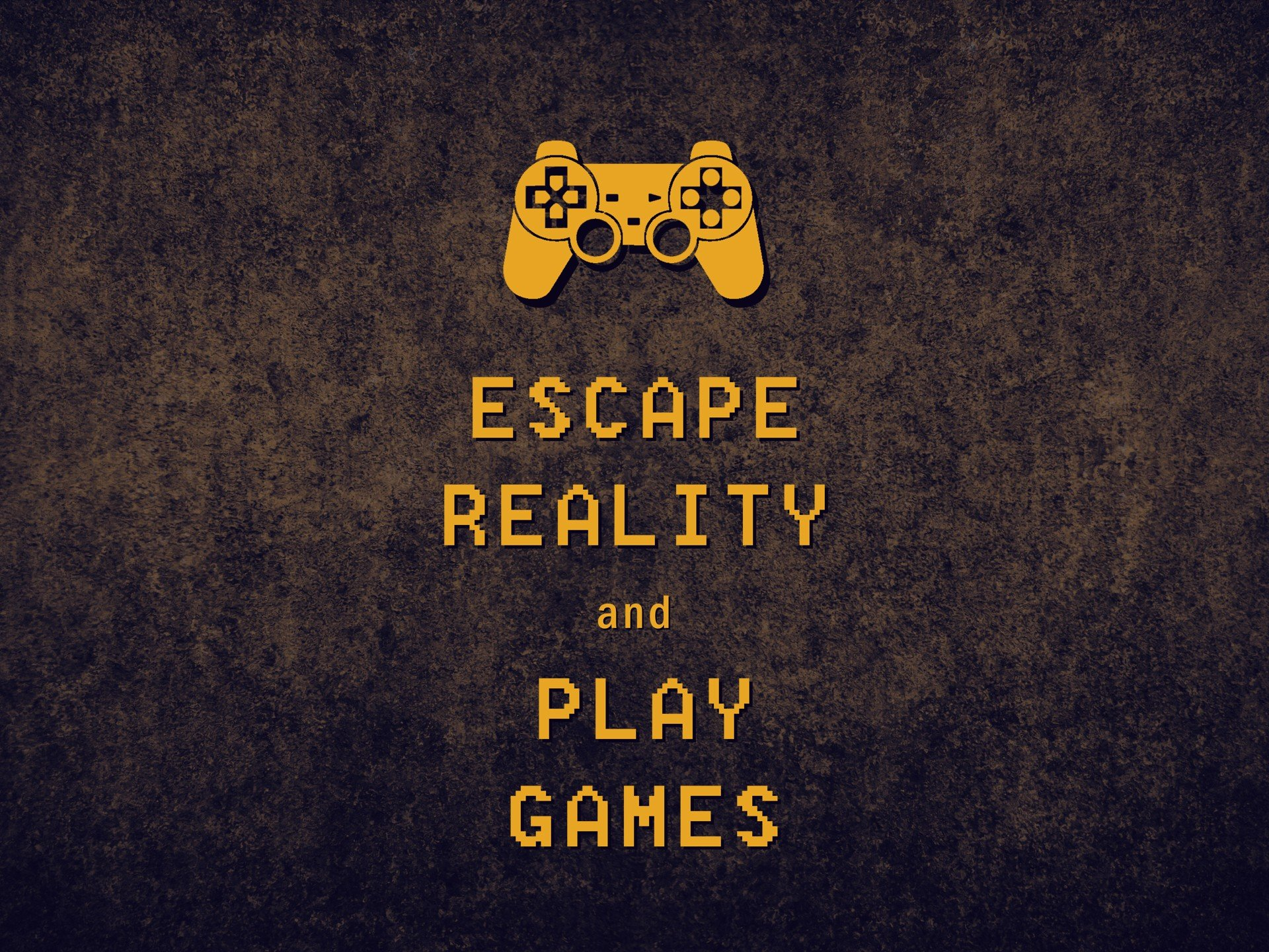 video games escape reality controllers keep calm and games wallpaper
