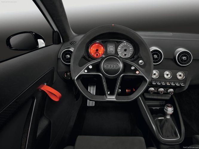 cars Audi concept cars Audi A1 Clubsport Quattro wallpaper