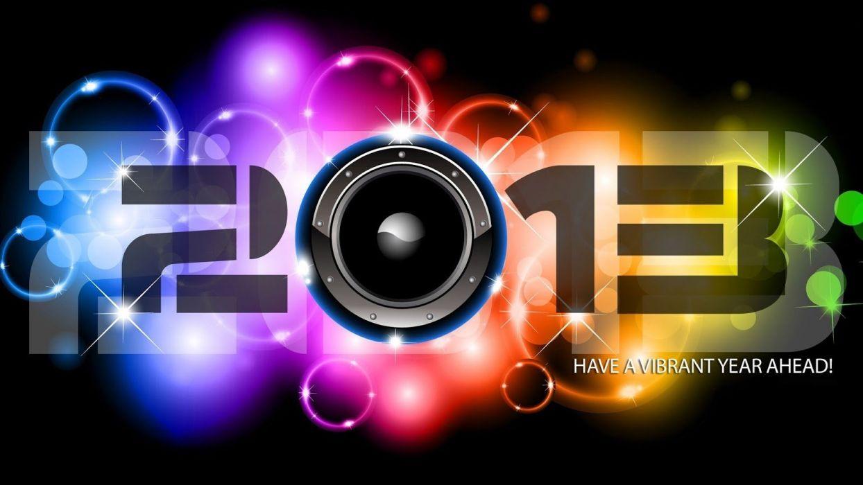 New Year Happy New Year wallpaper