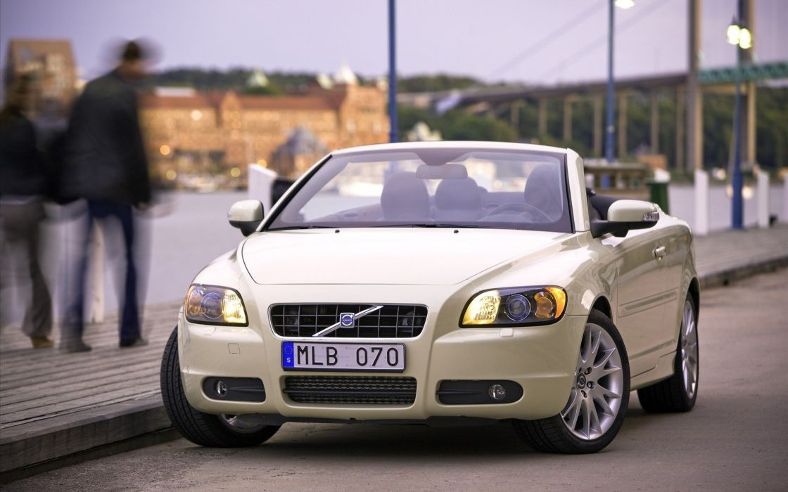 cars Volvo wallpaper
