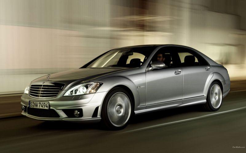 cars Mercedes-Benz s class wallpaper