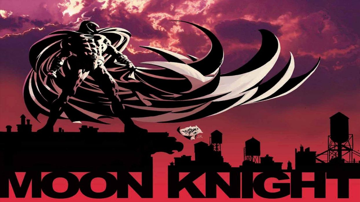 moon knight wallpaper