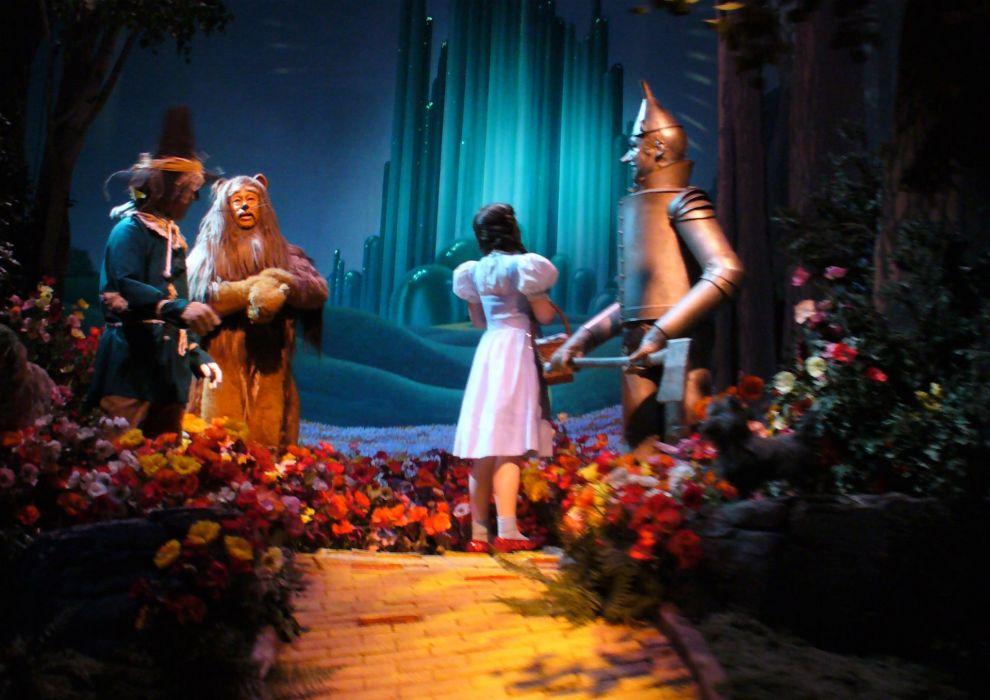 WIZARD OF O-Z adventure family fantasy movie film wizard-of-oz (6) wallpaper