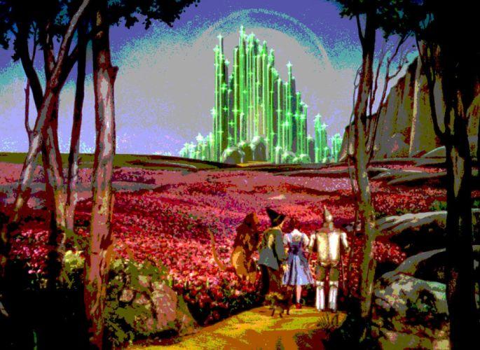 WIZARD OF O-Z adventure family fantasy movie film wizard-of-oz (15) wallpaper