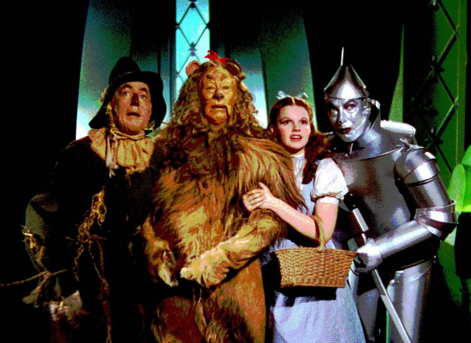 WIZARD OF O-Z adventure family fantasy movie film wizard-of-oz (28) wallpaper