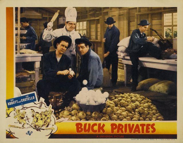 ABBOTT and COSTELLO comedy retro televion movie film poster wallpaper