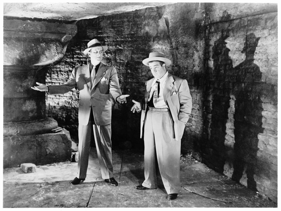 ABBOTT and COSTELLO comedy retro televion movie film wallpaper