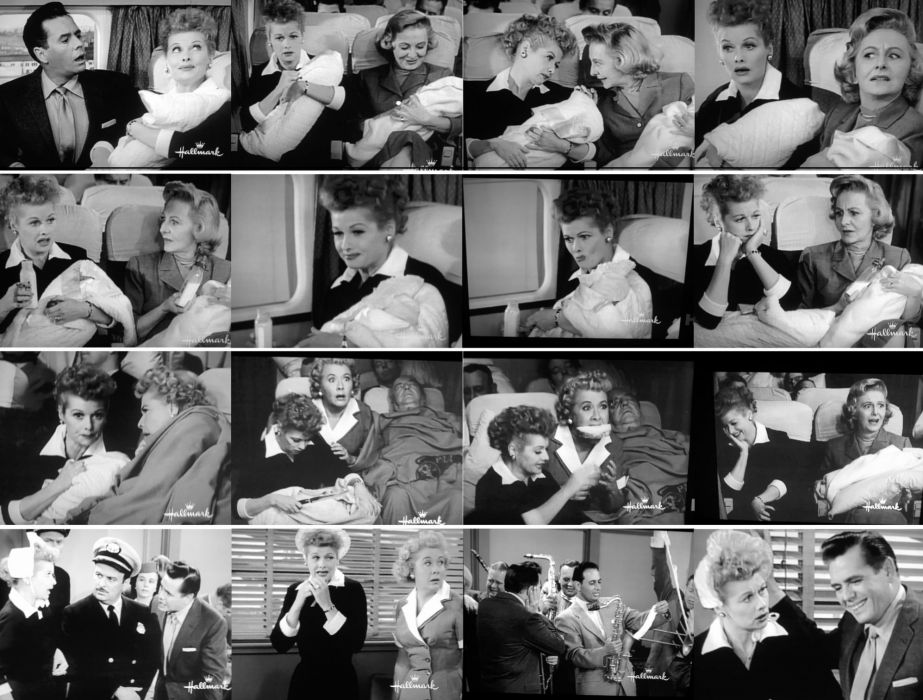 I Love Lucy Comedy Family Sitcom Television Wallpaper