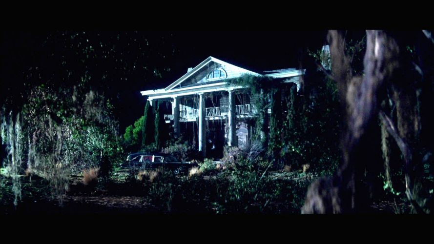 MONSTER SQUAD action comedy fantasy horror dark haunted halloween house hearse wallpaper