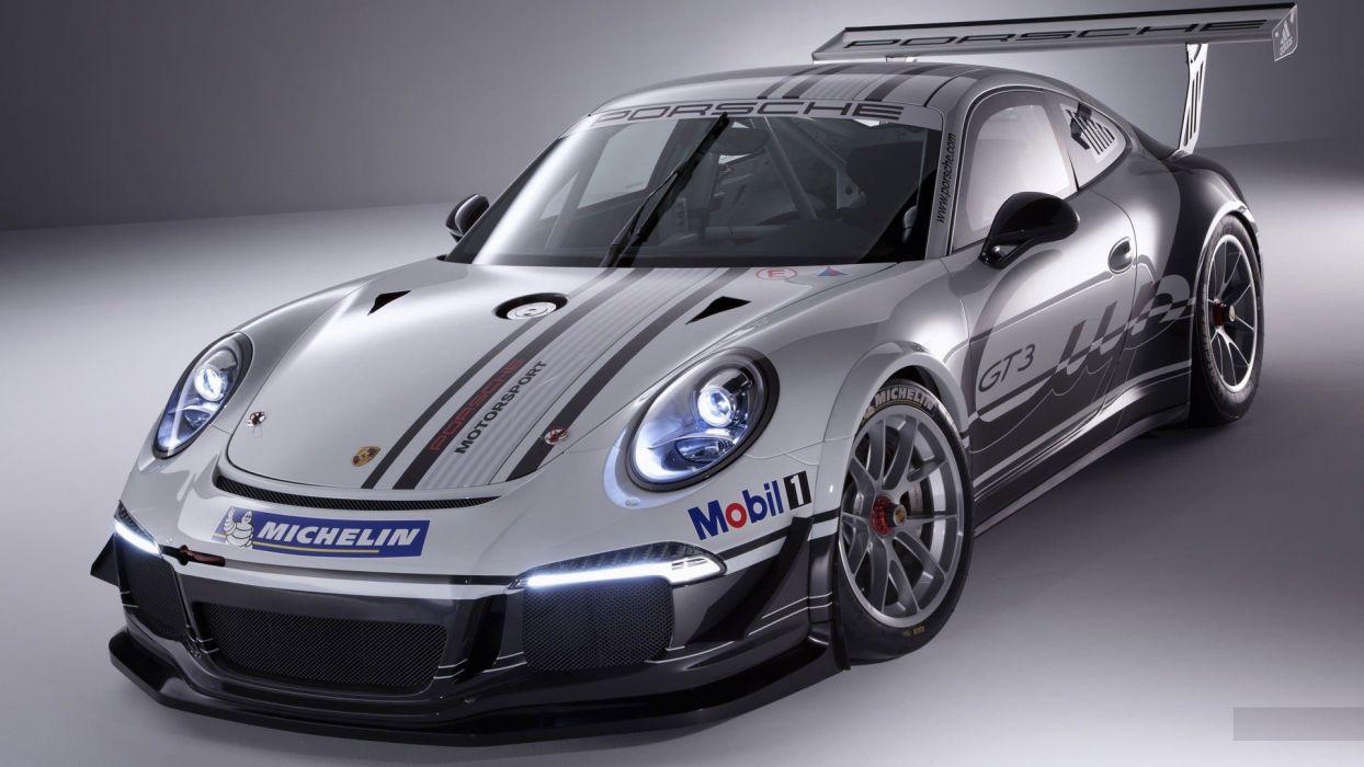 Porsche 911 Porsche 911 GT3 wallpaper