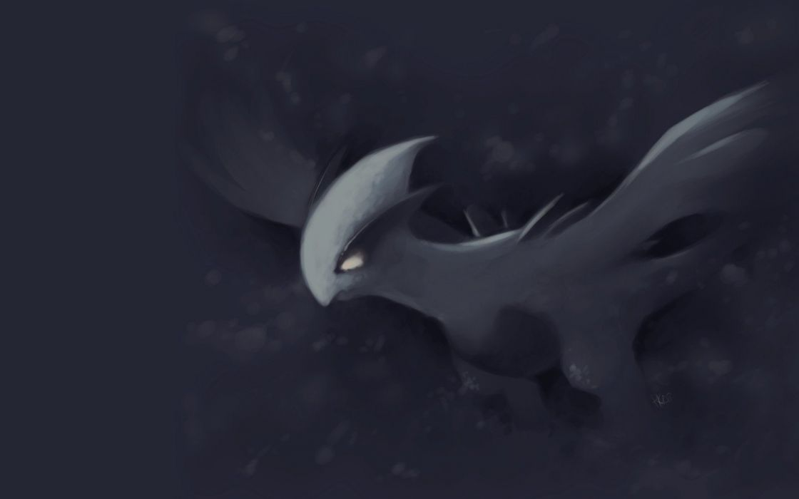 Pokemon anime Lugia wallpaper