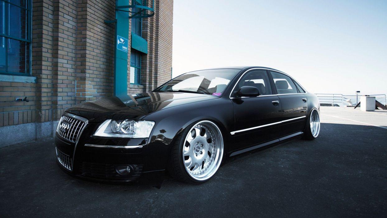cars Audi S8 wallpaper